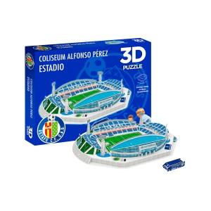 Puzzle 3D Estadio Coliseum Alfonso Pérez